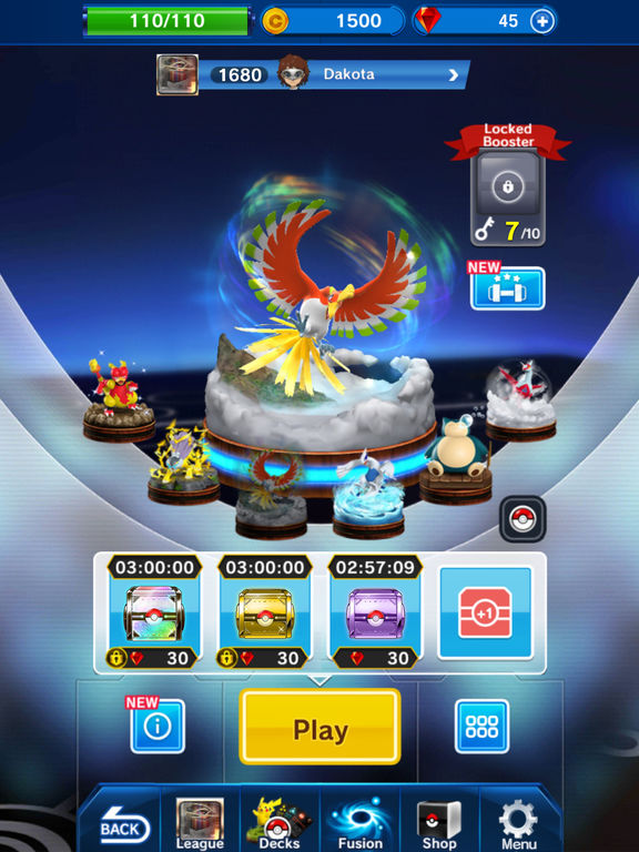 Image of Pokémon Duel for iPad