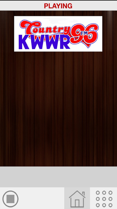 KWWR iPhone Screenshot 1