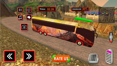 Real Traffic Bus : City Traffic Drive Simulation screenshot 4