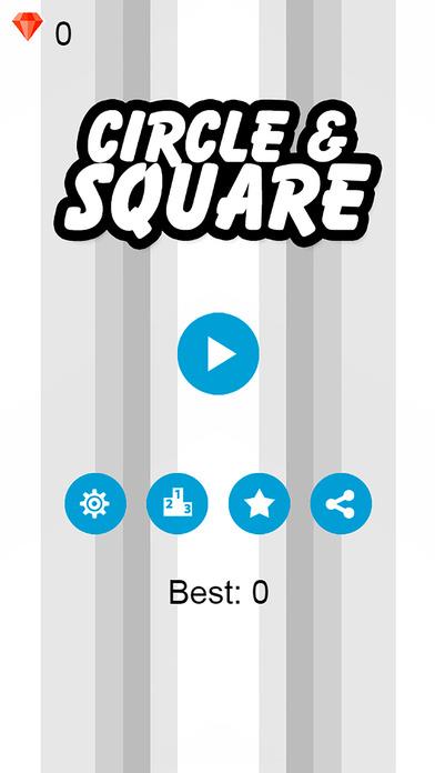 Circle And Square Pro Screenshots