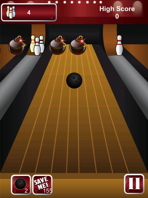 Kingpin Bowling Strikes Back Pro! screenshot 8