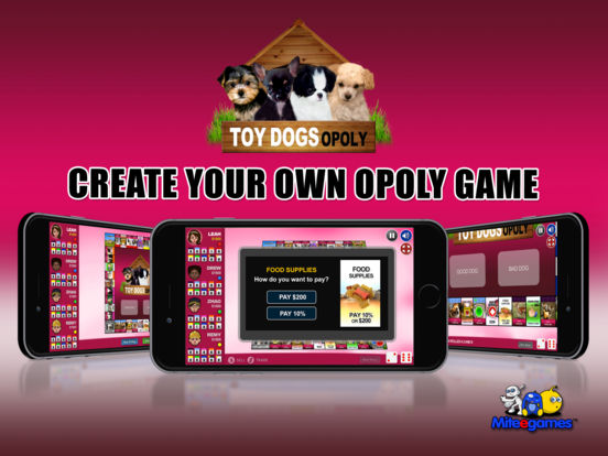Toy Dogs Opoly screenshot 6