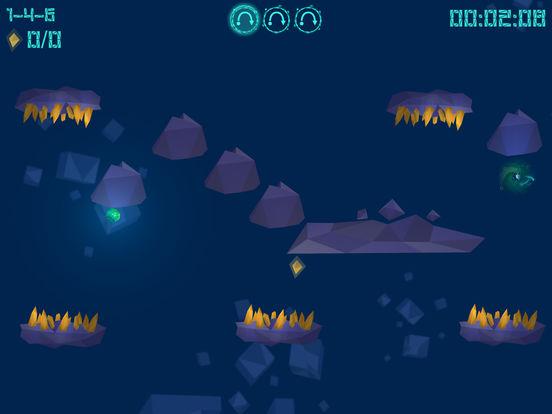 Screenshot #2 for Gravity Ball by Upside Down Bird