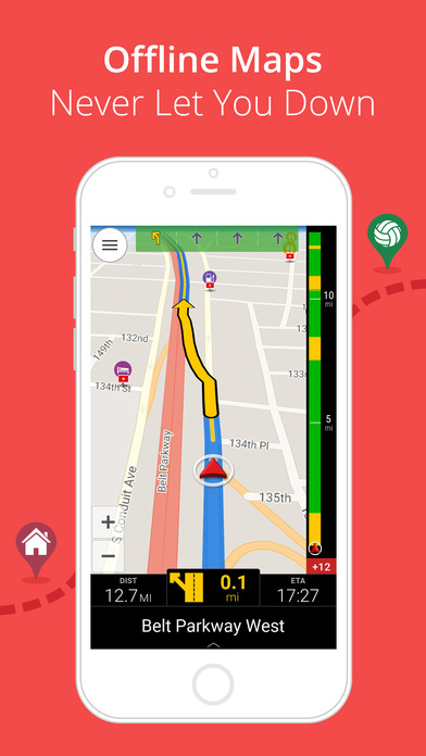 The Best Free GPS Apps for Your iPhone