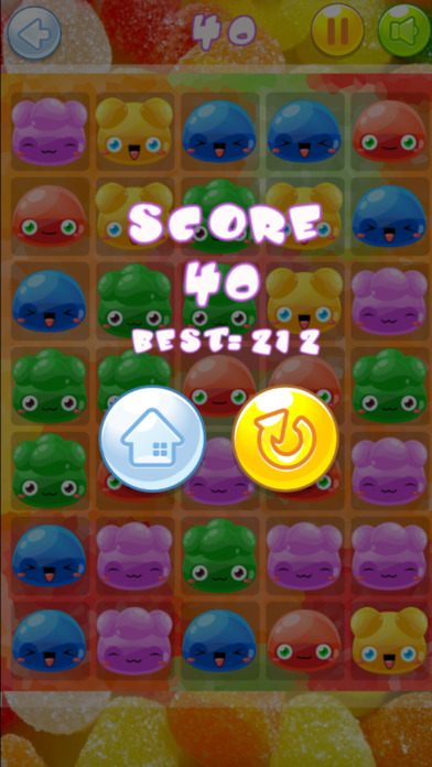 Jelly Crush Match screenshot 3