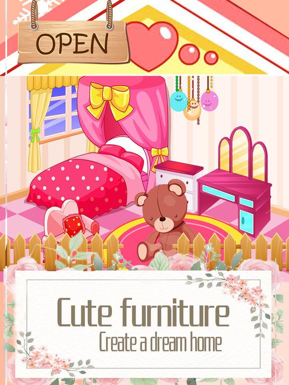 dream house fun games for girls app appsmenow