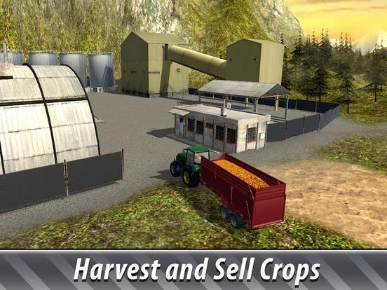 Euro Farm Simulator: Corn Full screenshot 7