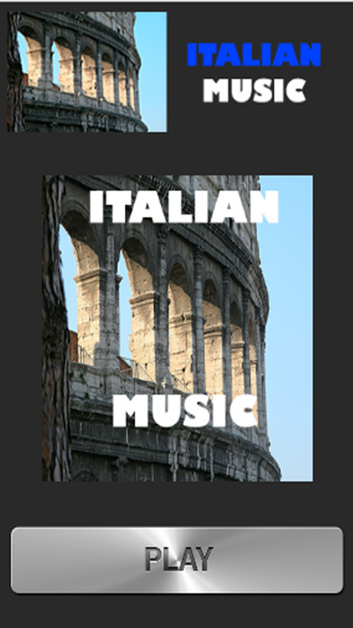 Screenshot for MÚSICA ITALIANA in United States App Store