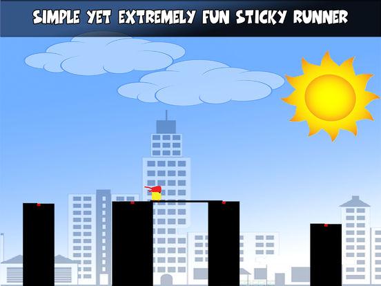 Super Sticky Runner screenshot 5