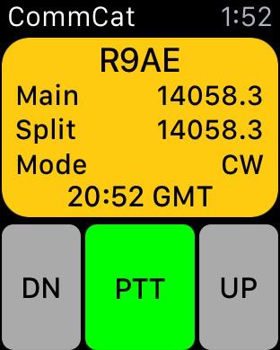 CommCat Mobile iPhone Screenshot 6