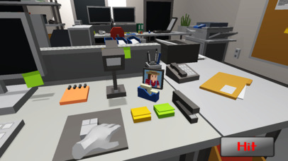 No Man's life: Office job simulator screenshot 3