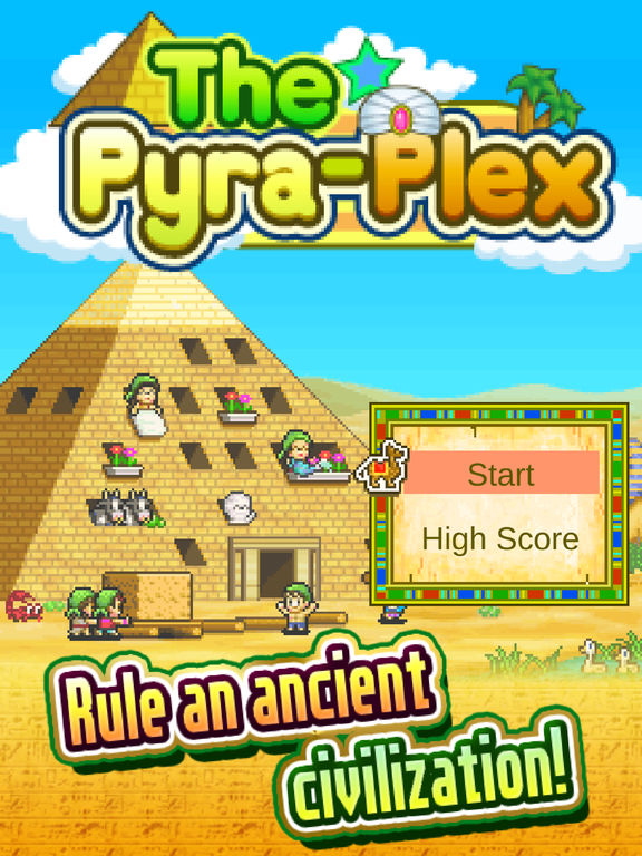The Pyraplex Screenshots