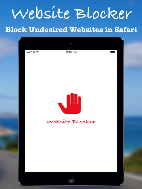Программу simple website blocker