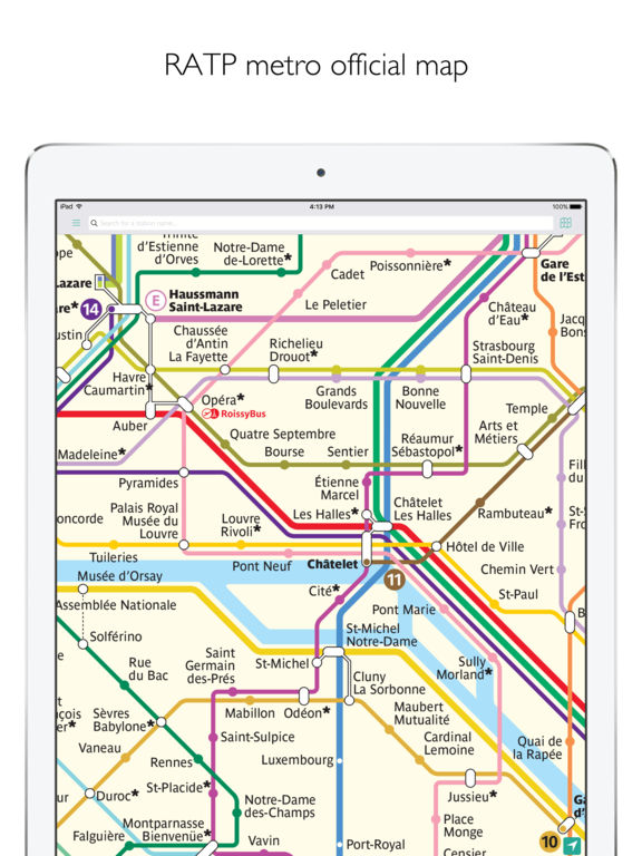 Paris Metro Map Departures and route planner on the App Store – Metro Map Paris English