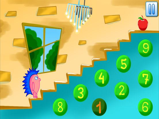 Скачать игру Учим цифры - развивающие игры для малышей
