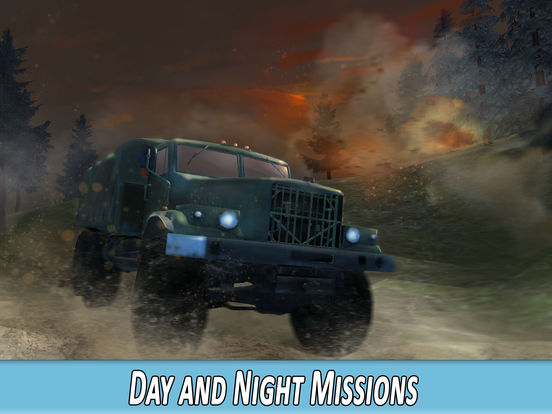 Army Truck Driver Simulator 3D Full screenshot 6