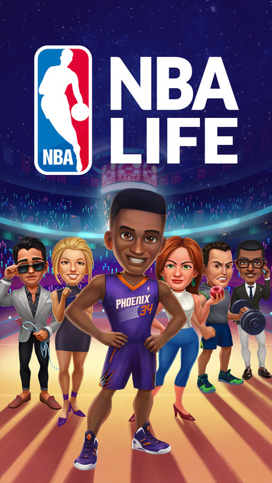 NBA Life iPhone