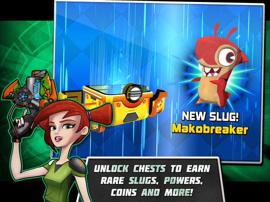 Slugterra: Slug it Out 2 screenshot 10