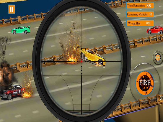 Traffic Shooter screenshot 6