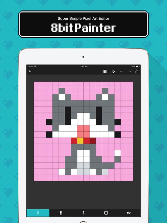 pixel art ipad