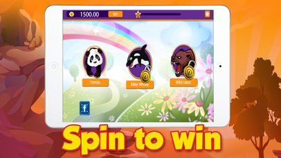 Screenshot 1 Innocent Panda Casino slot — Best Slots Vegas