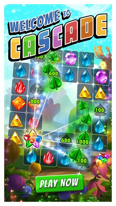 Screenshots of Cascade for iPhone