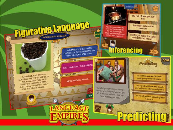 Language Empires iPad Screenshot 3