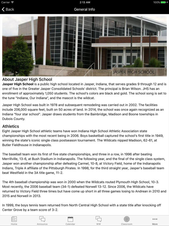 Jasper High / Homepage - Plano Independent School District