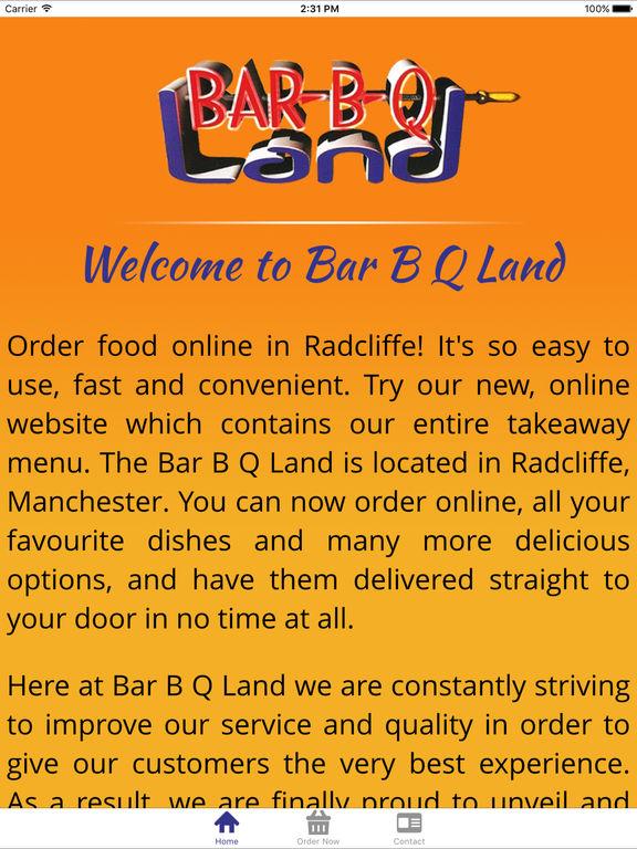 App shopper bar b q land food drink for Food for bar b q