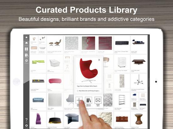 Morpholio board interior design decor moodboard on the - Free interior design apps for mac ...