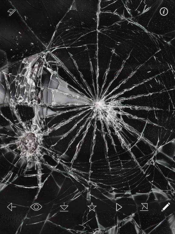 Broken Screen Wallpapers HD - Cracked Screen Prank By ...