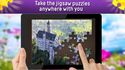 Jigsaw Puzzles World screenshot 3