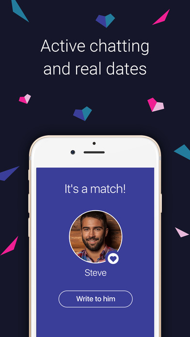 Chance - Gay hook up dating app & chat for hot men Apps free for iPhone/iPad screenshot
