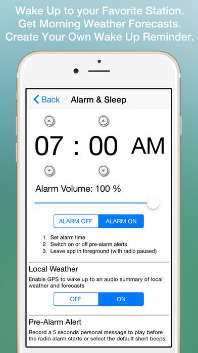 mvyradio iPhone Screenshot 4