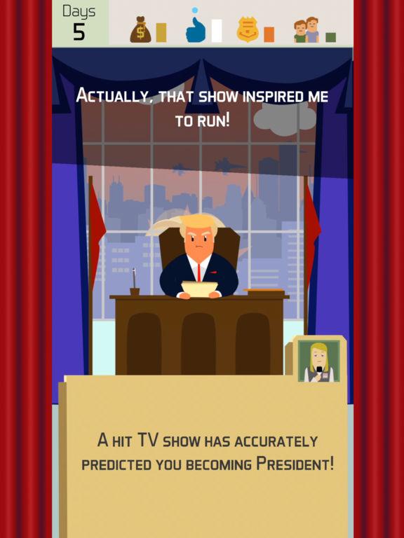 I Am President! Screenshots
