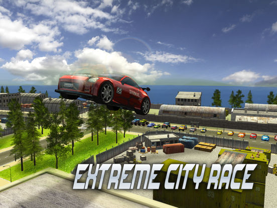 City Race: Extreme Stunts Full Screenshots