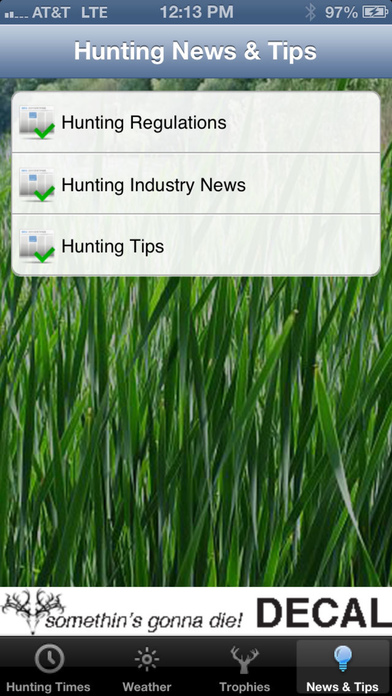 HuntMate iPhone Screenshot 3