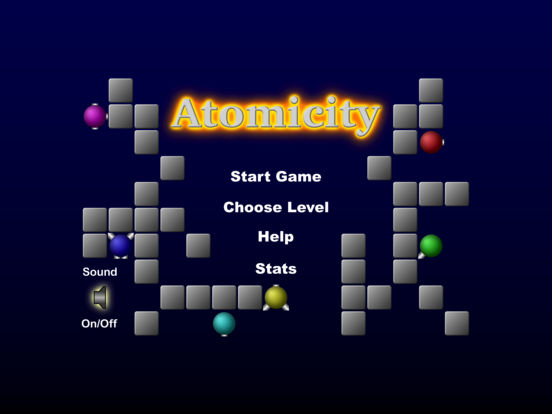 Atomicity iPad Screenshot 1
