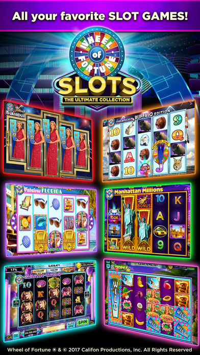 all slots casino ipad