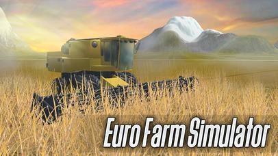 Euro Farm Simulator 3D Full screenshot 1