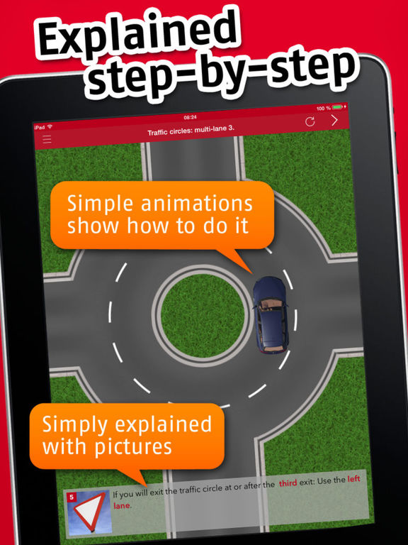 AutoPractice – Master these driving maneuvers! Screenshots
