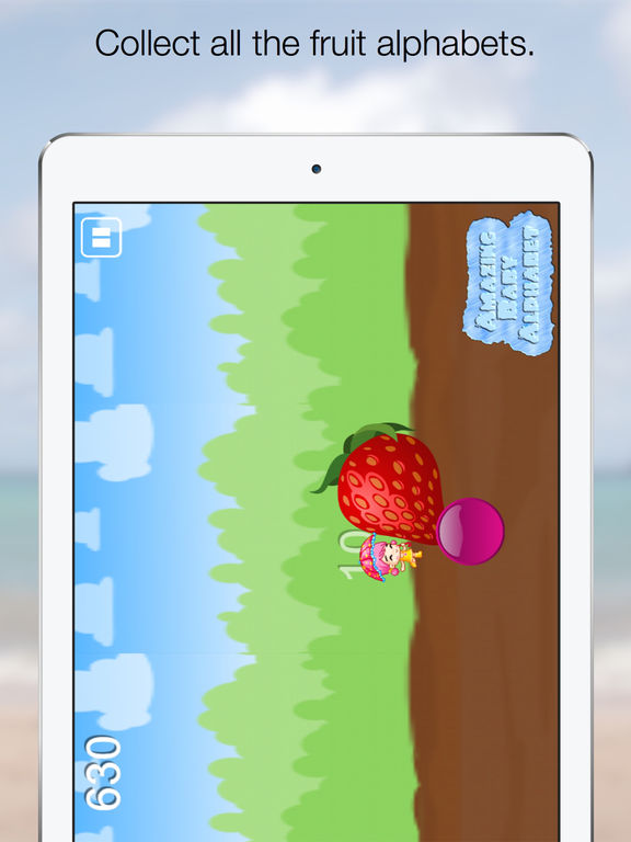 Best Animals Fruits Vegetables ABC Run for Toddler Screenshots