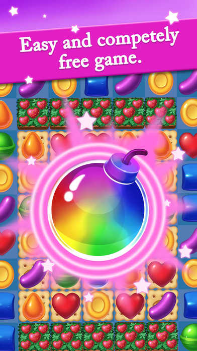 Sweet Jelly Candy screenshot 4