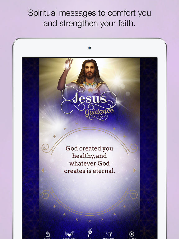 Jesus Guidance screenshot 7
