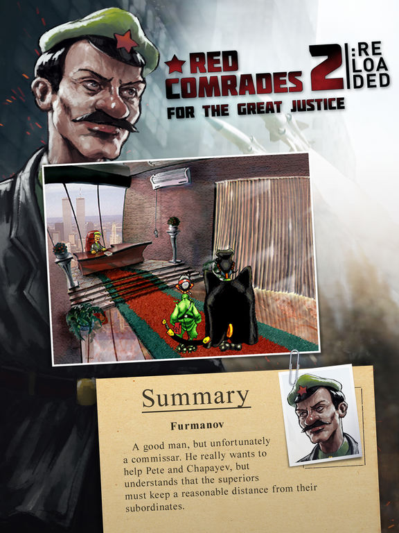 Red Comrades 2 Screenshots