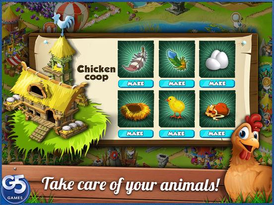 Screenshot #2 for Farm Clan®: Farm Life Adventure