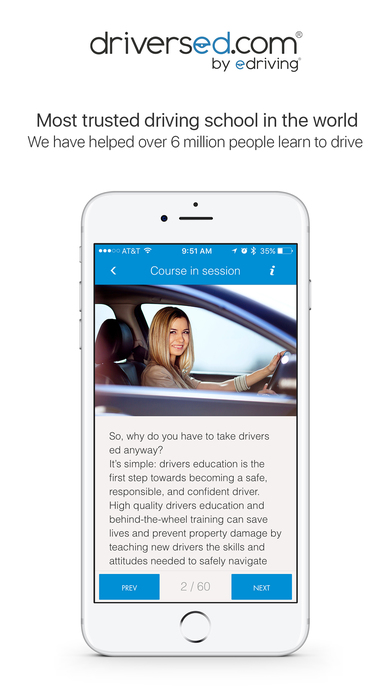Drivers Ed California app image