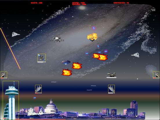 Nuclear Defence HD iPad Screenshot 4