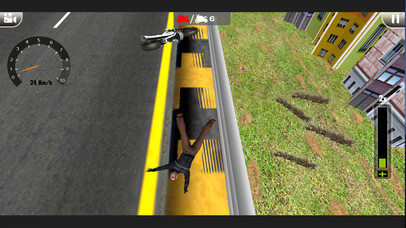 Top Bike Moto Rider City 2k17 screenshot 3