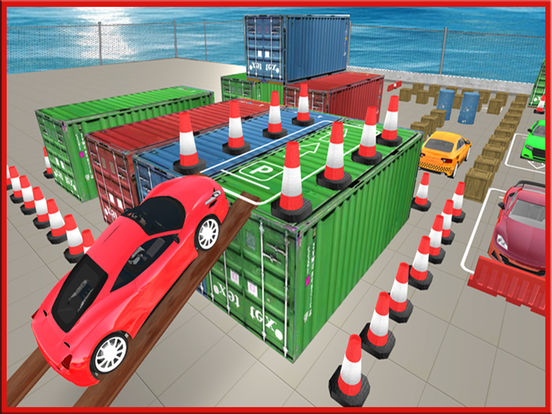 Cars Parking screenshot 7